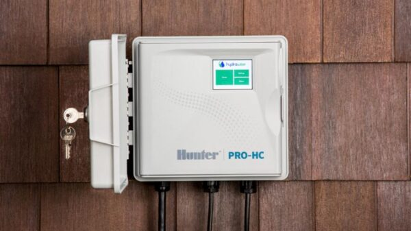 HUNTER PRO HC 6 STATION OUTDOOR WI-FI CONTROLLER WITH HYDRAWISE TECHNOLOGY