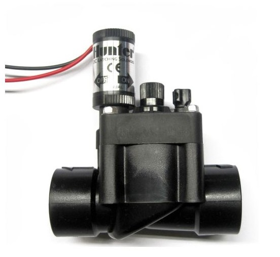 HUNTER 25MM PGV101 SOLENOID VALVE WITH DC COIL