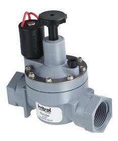RICHDEL / IRRITROL 25MM 205MT SOLENOID VALVE WITH FLOW CONTROL