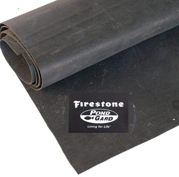 FIRESTONE EPDM PONDGARD 1.02MM POND LINER 4.88M WIDE PER METRE