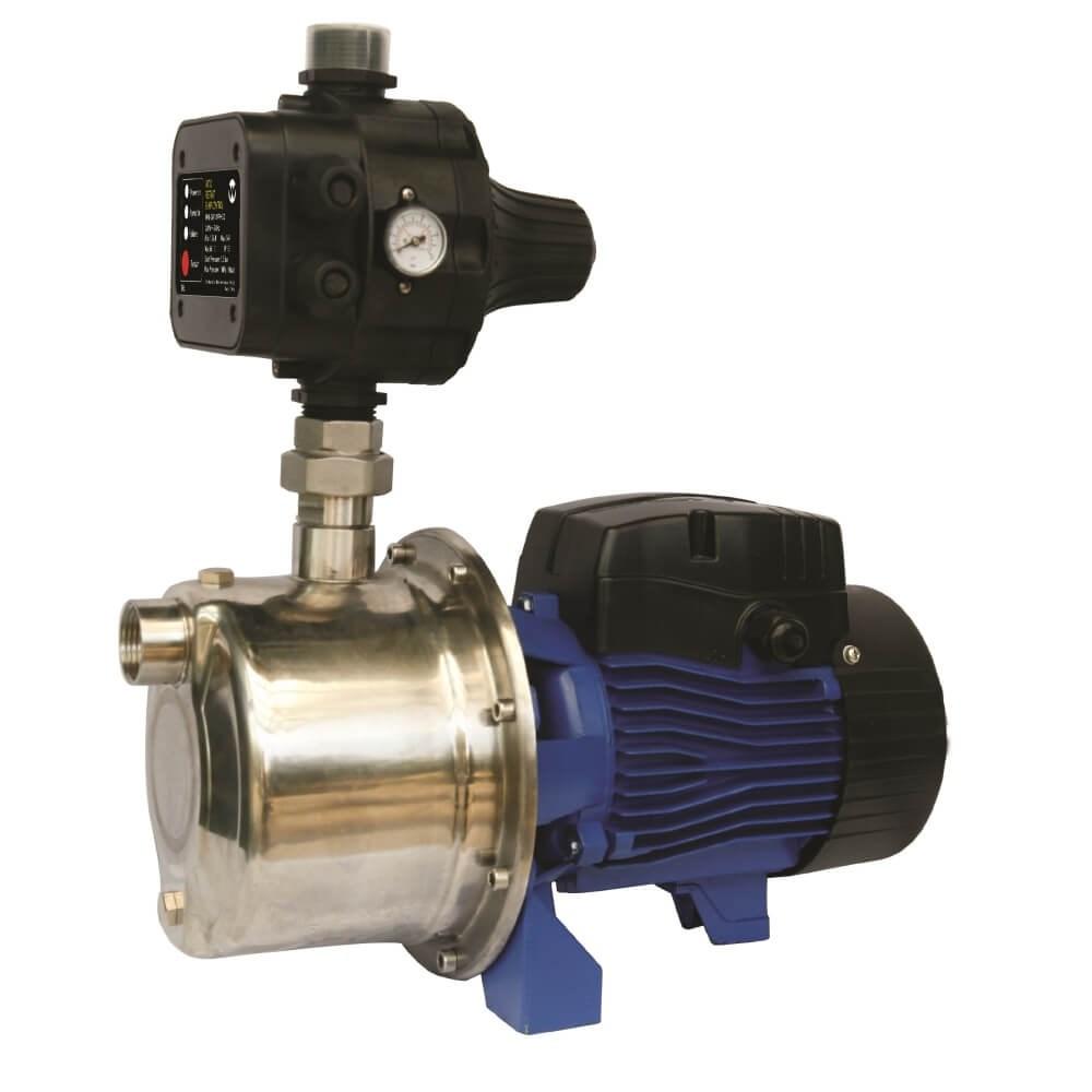 BIANCO 450W INOX45 S2 JET PUMP WITH PRESSURE CONTROLLER