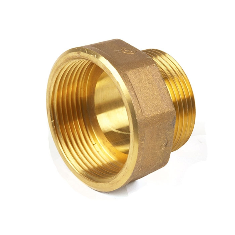 25MM X 20MM BRASS MALE / FEMALE REDUCING ADAPTOR