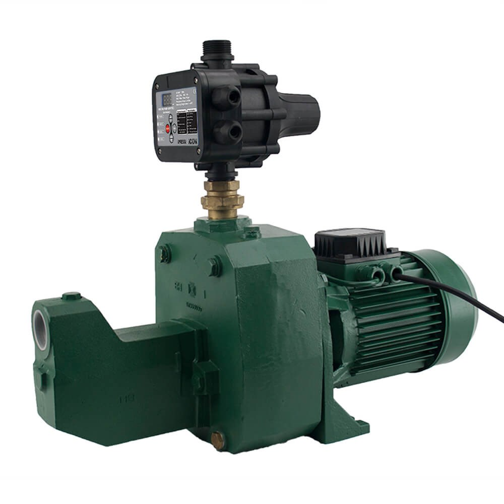 DAB 1100W 151M SHALLOW WELL JET PUMP WITH iPRESS PRESSURE CONTROLLER