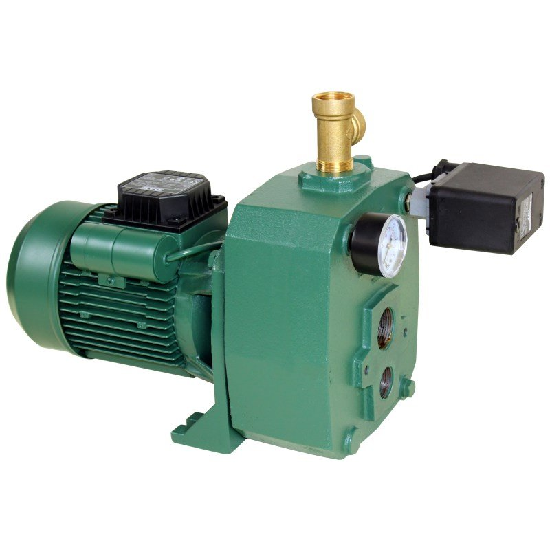 DAB 1100W DP151 SURFACE MOUNTED MULTISTAGE CAST IRON DEEP WELL PUMP