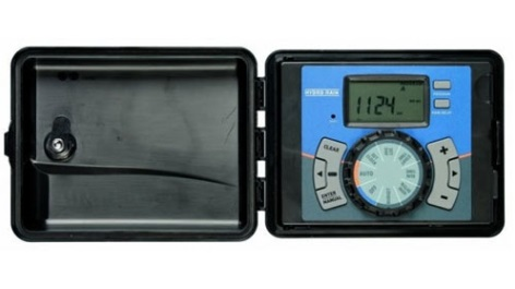 HYDRO RAIN DIAL 4 STATION IRRIGATION CONTROLLER