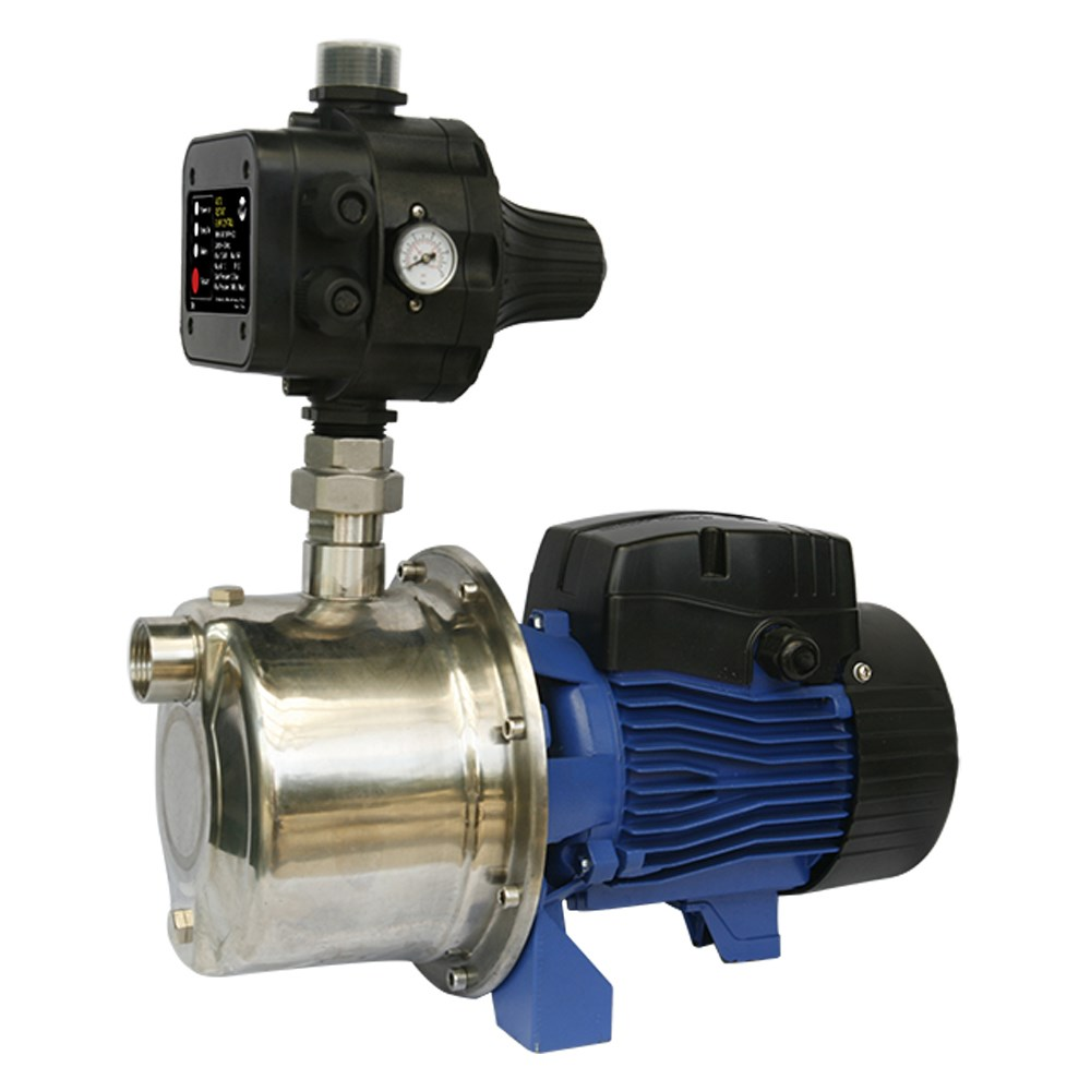 BIANCO 600W INOX60 S2 HIGH PERFORMANCE JET PUMP WITH PRESSURE CONTROLLER