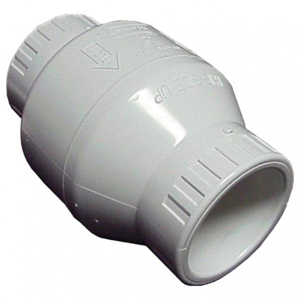 50MM PVC SPEARS SWING CHECK VALVE