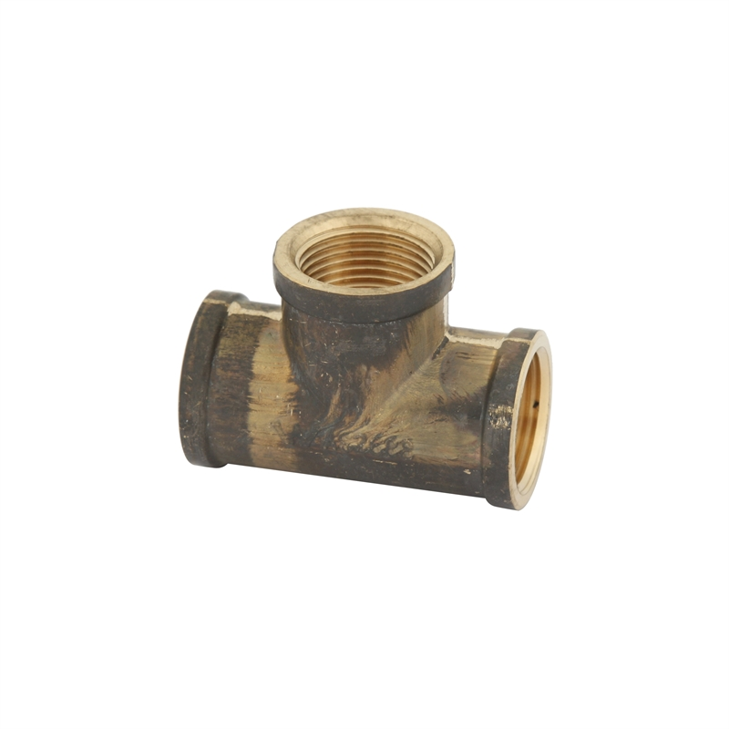 20MM BRASS TEE
