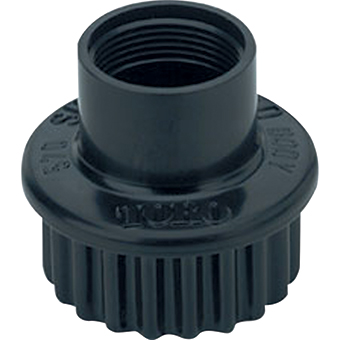 TORO SHRUB ADAPTOR 15mm