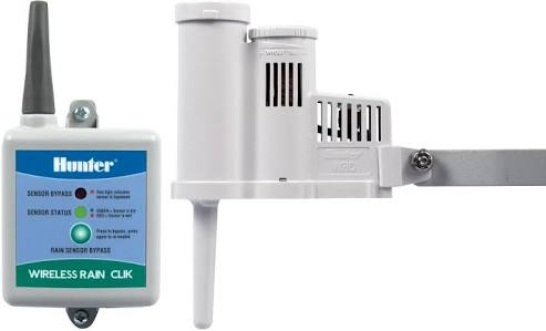 HUNTER RAIN-CLIK WIRELESS RAIN SENSOR