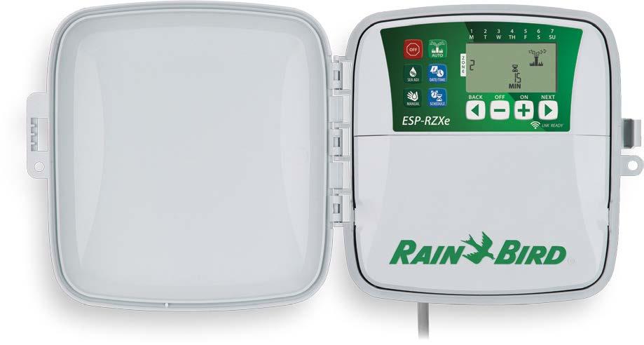RAIN BIRD ESP-RZX 6 STATION OUTDOOR CONTROLLER